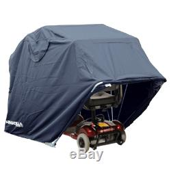 Armadillo Mobility Scooter Shelter Folding Cover Storage Shed Garage 3 Sizes