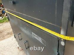 ArmorGard SiteStation Store tool box Workshop Garage, Needs New Locks £750+vat