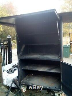 Armorgard Site Station Store safe tool lock box vault garage Workshop