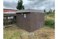 Former Electricity Sub-station Fibreglass Transformer Housing Garden Shed Garage