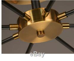 Glass LED Ceiling Lighting Furniture Store Bar Lamp Study Room Ceiling Fixtures