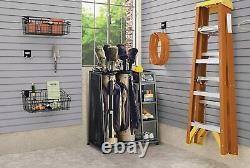 Golf Bag Garage Organizer Rack Golf Equipment Organizer Storage Store Golf