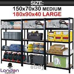 Heavy Duty Metal Storage Shelving Racks / Shelving unit / Cheap goods shelf