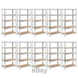 Heavy Duty Storage Racking x10 Store Room Garage