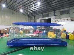 Inflatable Car Garage Store Cover Capsule Size Length 4.7m Width 2m Height 1.7m