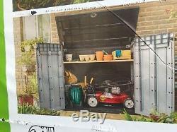 Large KETER MAX Store 1200l Outdoor Garden Storage Shed Garage Backyard Bikes