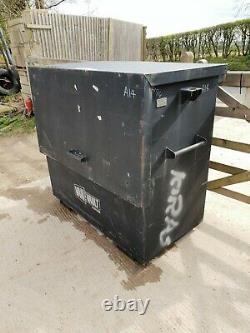 Large Store safe tool box van vault garage Workshop needs locks £200+vat A14