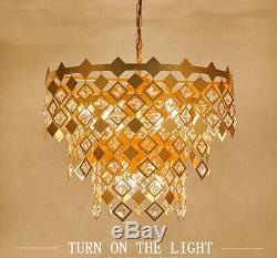 Luxury Chandelier Clothing Store Lighting Dining Room Pendant Ceiling Fixtures