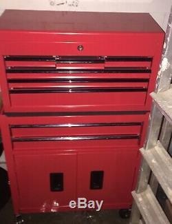 MDIY Storage Store Garage Workshop Chest Cabinet 8 Drawer Tool Centre