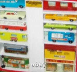 Matchbox Lesney Vacation Gift Set. Storage Find News Esso Canteen Store Garage
