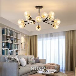 Modern DNA Glass Ball Chandelier Branch Store Living Room Light MODO Fixtures