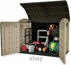 NEW Large XXL KETER Ultra 6x4FT Store Outdoor Garden Storage Shed Garage 2000L