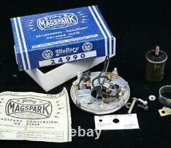 NOS MALLORY Dual POINT conversion BUICK Olds CAD Pont STUDE hot rod distributor