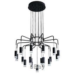 Nordic Living Room Chandelier Stairs Pendant Lighting Clothing Store Lamp Fixtur