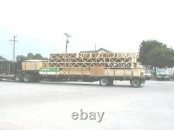 Office Storage Workshop Store Garage Building Kit Prebuilt Wood Frame Kit