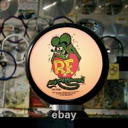 Rat Fink Gaslamp Standing Garage In The Store