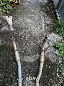 Rover p6 exhaust3500 S Front Pipe. Sound Store In Garage 20years