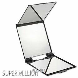 SMH Cubic Mirror 3D Three-sided Professional Beauty Salon Specialty Store