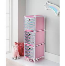 Sequin 3 Drawer Unit Store All Kinds Of Essentials In This Fabulous Drawer Unit