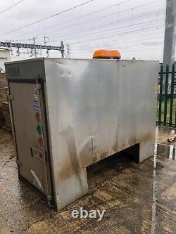 Site Store safe tool box van truck lorry vault garage Cabinet