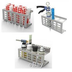 StoreTidy Van Racking Accessory Pack. Ideal for Van Workshop Garage Store DIY