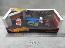 Store Sales Article Hot Wheels Premium Collector Set Nissan Garage Gmh40
