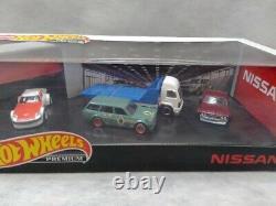 Store Sales Products Hot Wheels Premium Collector Set Nissan Garage Gmh40