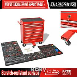 Trolley Storage Store Workshop Chest Cabinet Garage Tool Box 1125 Tools Centre
