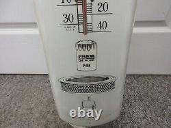 Vintage Advertising Fram Filters Thermometer Garage Store Auto Petroliana A-271