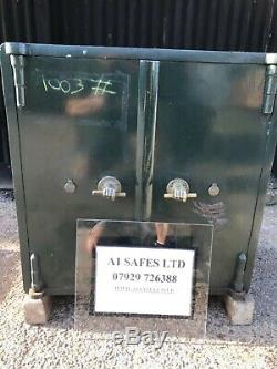 Vintage withers safe 1003# nice drinks cupboard, cigar store, house feature