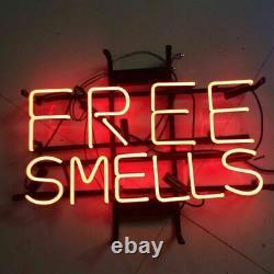 13x8 Odeurs Libres Neon Beer Sign Light Lamp Bar Garage Store Hanging Pub