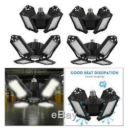 4pcs Led Work Shop Garage Ampoule Lampe 150w 15000ml Home Office Magasin