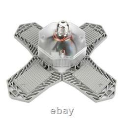 4x Ampoule Led Ampoule Déformable Lampe Pliable 150w 15000ml Bureau
