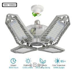4x Led Atelier Ampoule Deformable Lumières Plafonnier 150w Magasin Home