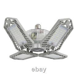 4x Led Garage Light Bulb Deformable 150w Store Intérieur Extérieur