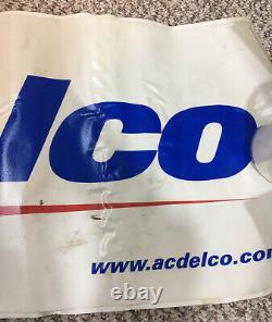 Ac Delco Sign Store Devant Mancave Shop Garage