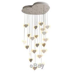 Acrylique Led Light Chandelier Magasin De Meubles Magasin De Vêtements Du Club Pendant Lamp