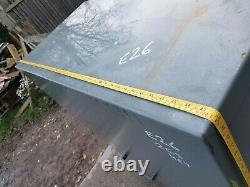 Armorgard Tuffbank Site Store Boîte À Outils Garage Van Complet Avec Clé £ 350 + Cuve E26