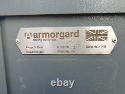 Armorgard Tuffbank Site Store Boîte À Outils Garage Van Complet Avec Clé £ 375 + Cuve E21