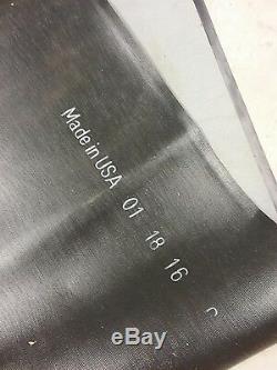 Big 70x48 Justin Bottes Porte Rug Carpet Floor Magasin Affichage Mat Man Cave Garage