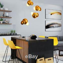 Chat Oreilles En Acrylique Led Lampe Suspension Magasin De Meubles Restaurant Lustre