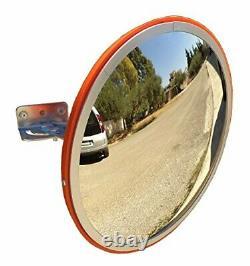Convex Traffic Mirror 12 Pour La Sécurité De L'allée, De L'entrepôt Et Du Garage Ou