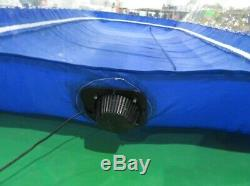 Couverture Gonflable Garage Magasin Capsule Taille Longueur Largeur 4.7m Hauteur 2m 1,7m