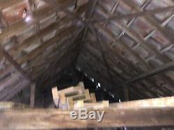 Double Garage / Bois Magasin / Hangar / Port Voiture