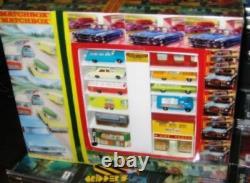 Ensemble De Cadeaux De Vacances Matchbox Lesney Trouver -news Esso Canteen Store Garage