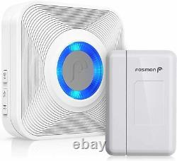 Fosmon Wavelink Wireless Door Open Sensor Alarm Chime Maison Garage Boutique