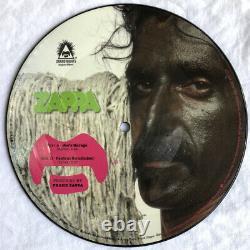 Frank Zappa -joes Garage- Record Store Jour 7 Disque D'image (disque Vinyle) Rsd