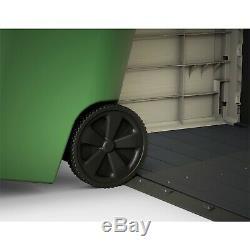 Grand Keter MIDI Magasin Jardin Rangement Extérieur Remise Garage Cour Arrière Vélos Utilitaires