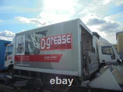Iveco Eurocargo Grp Body Truck Box Body Shed Store Garage Spares Or Repairs