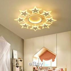 Lampe De Plafond Magasin De Vêtements Chantez Salle Ceiling Light Acrylique Étoile Led Luminaires